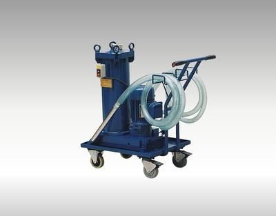 LUCD PUSHCART  FILTER  SERIES