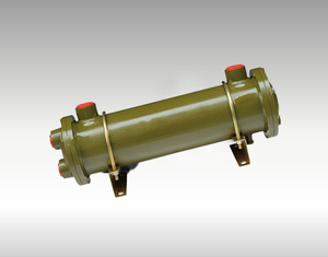 JLCX系列旋流型翅片列管式油冷却器